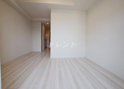 【洋室】プレールドゥーク神楽坂