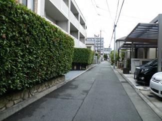 【前面道路含む現地写真】尼崎市塚口町 中古戸建