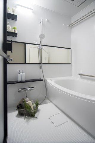 【浴室】ローズハイツ仙台坂
