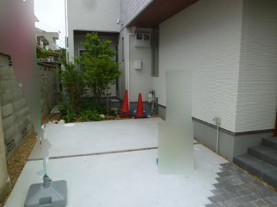 【駐車場】桂南巽町 新築一戸建