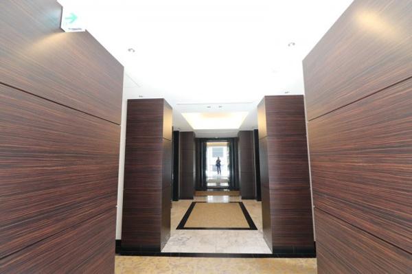 【EVホール】エレベーターホールです!