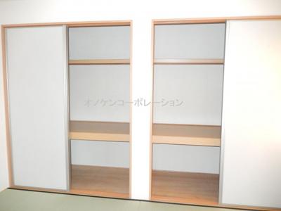 【寝室】ファミールハイツ