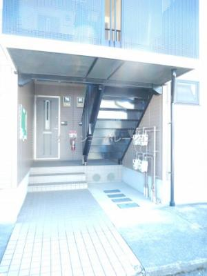 【玄関】ファミールハイツ