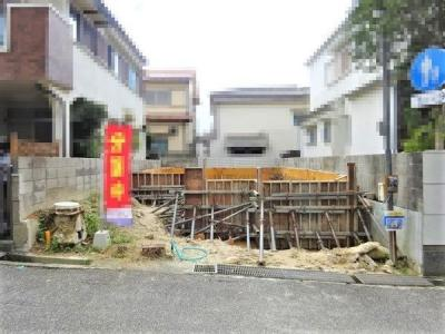 【外観】神戸市垂水区青山台3丁目 新築戸建