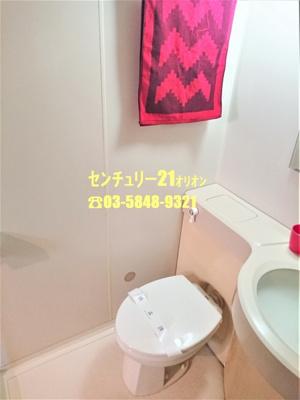 【トイレ】ビルネンハイム