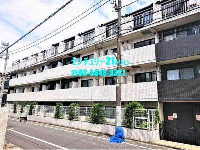 【外観】SKY COURT中村橋第3