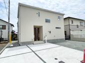 甲斐市長塚の新築一戸建の画像