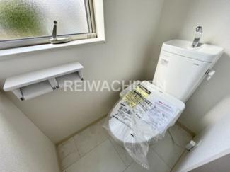 【トイレ】リーブルガーデン 宗像市日の里第十九