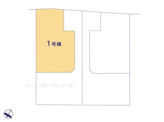 【区画図】リーブルガーデン 宗像市日の里第十九