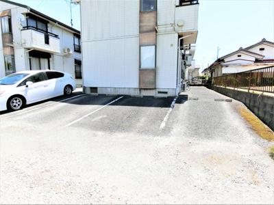 【駐車場】シティハイムヴィエントB