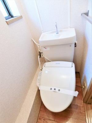 【トイレ】シティハイムヴィエントB