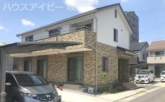 岐阜市中鶉 中古住宅 築浅物件 間取りはゆとりの5LDK!カーポート付きの駐車場
