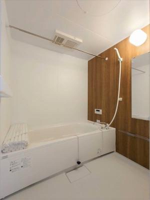 【浴室】【新築】ポライトリーC