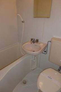 【浴室】フルート元町
