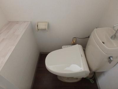 【トイレ】コーポ石川