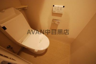 【トイレ】セブンスターマンション東山