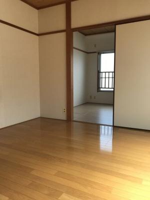【寝室】第2金泉ビル