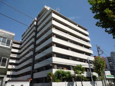 【外観】渋谷本町マンション