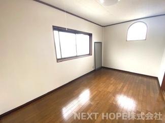 3階洋室7.5帖です♪明るい室内です!ぜひ現地でご確認ください(^^)お気軽にネクストホープ不動産販売までお問い合わせを!!