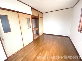 3階洋室7.5帖です♪収納スペースも有り、室内を有効に使用していただけます(^^)ぜひ現地をご覧ください♪お気軽にネクストホープ不動産販売までお問い合わせを!!