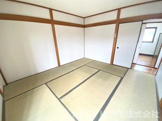 3階和室8帖です♪バルコニーに面した明るく開放的な室内です(^^)ぜひ現地でご確認ください♪お気軽にネクストホープ不動産販売までお問い合わせを!!