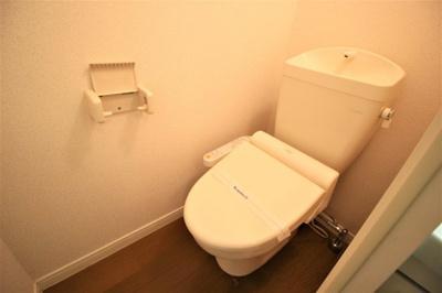 【トイレ】レオパレス田辺