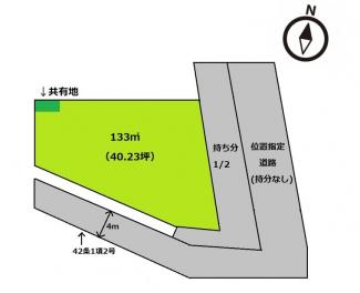 【土地図】市原市五井 土地 五井駅