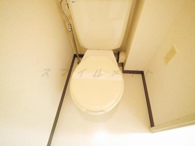 【トイレ】メゾンヒルトップ山手