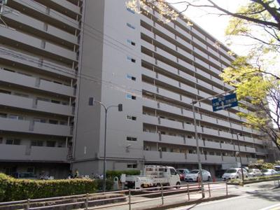 【外観】日興千里台スカイタウンD棟