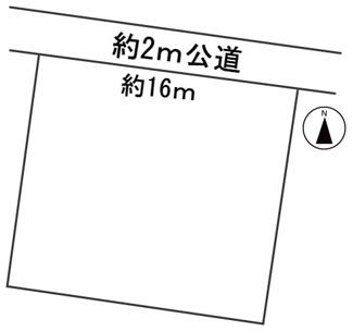 【区画図】56806 大垣市墨俣町墨俣土地
