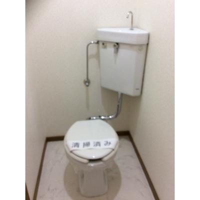 【トイレ】シャトー霞が関