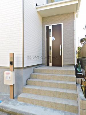 【設備】狭山市入間川2丁目・全1棟 新築一戸建 ~通学・買物便利~