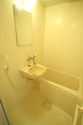【浴室】レオパレスクオーレ
