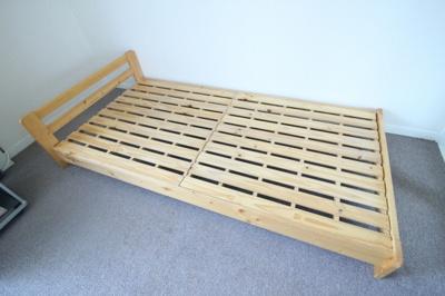 シングルベッド☆