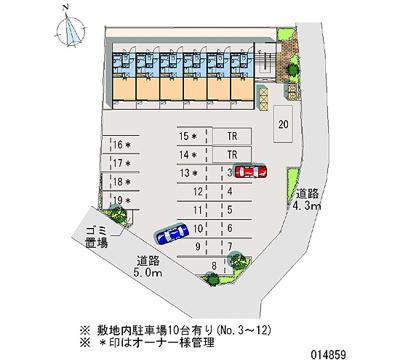 【区画図】レオパレスクオーレ