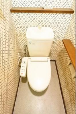 【トイレ】シルフィード本町東