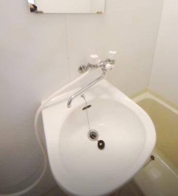 【洗面所】メルキュール