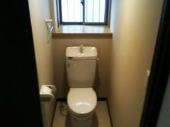 【トイレ】メルキュール