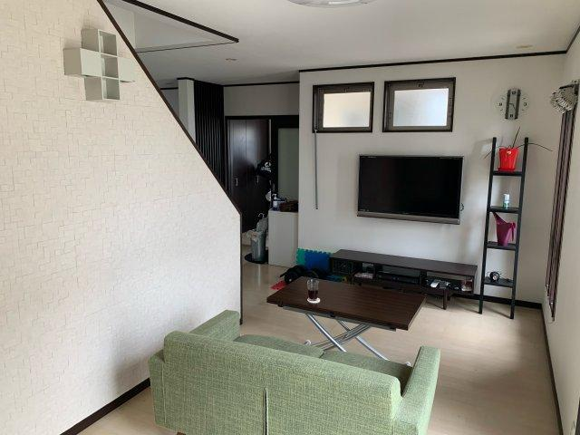 【居間・リビング】加須市上三俣 中古一戸建て
