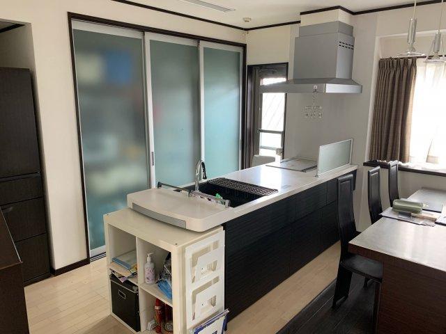 【キッチン】加須市上三俣 中古一戸建て