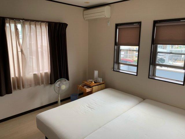 【寝室】加須市上三俣 中古一戸建て