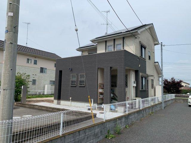 太陽光パネル付きで、エコ&安全なオール電化住宅です。
