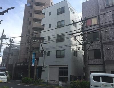 【外観】マンションフォレスト