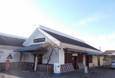 御殿場線・下曽我駅まで1400m