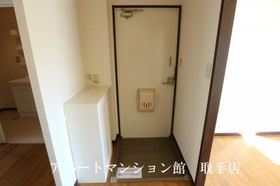 【玄関】グリーンヒルB