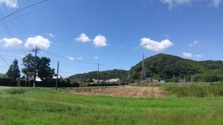 香取市下飯田 中古戸建 笹川駅 のどかな景色が望めます。