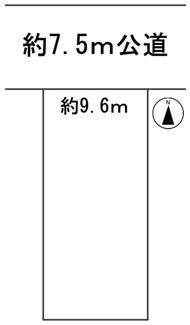 【区画図】56948 本巣市文殊土地