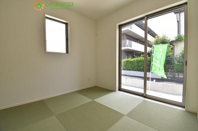 【和室】西区土屋 3期 新築一戸建て グラファーレ 09