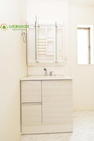 【独立洗面台】西区土屋 3期 新築一戸建て グラファーレ 09