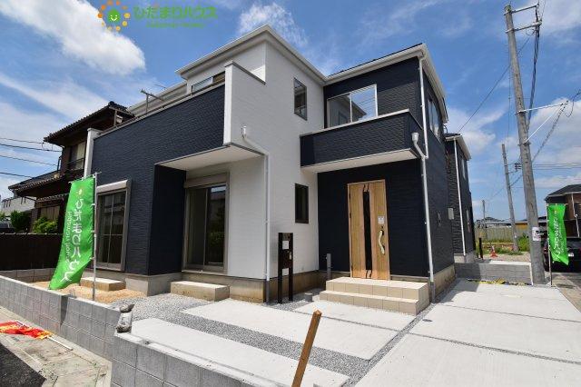 【外観】西区土屋 3期 新築一戸建て グラファーレ 09